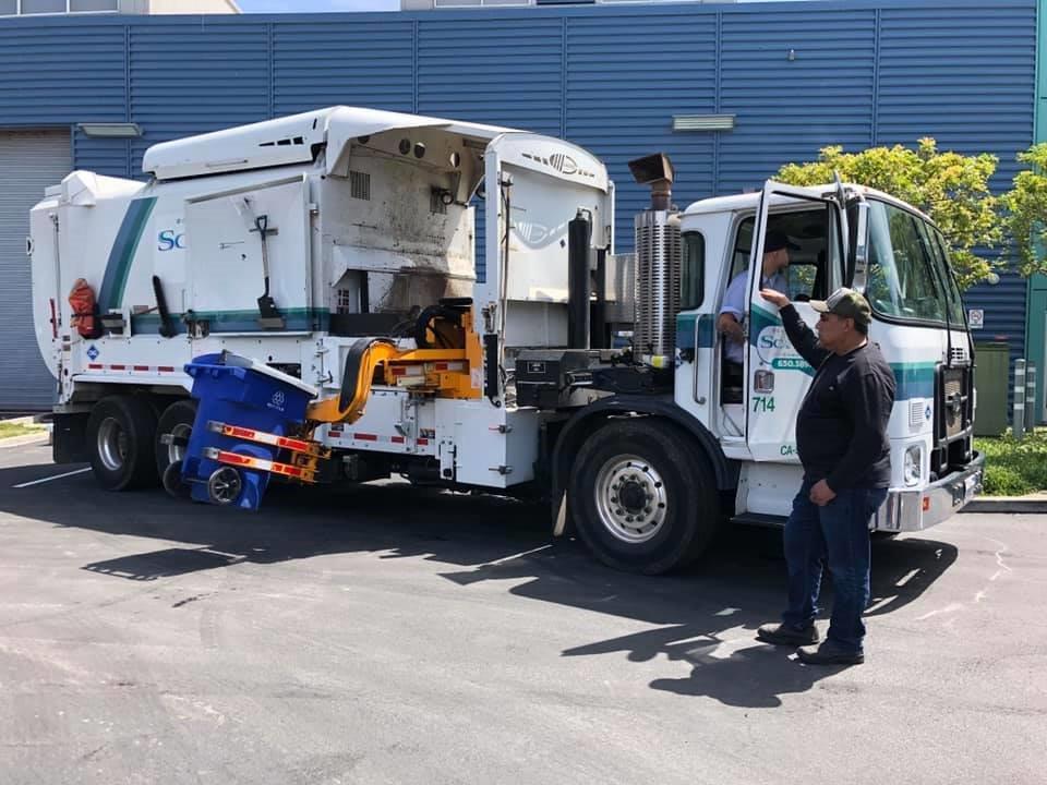 Truck Demo